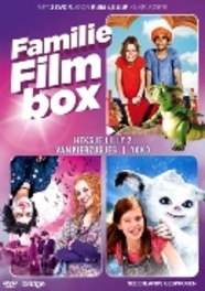 Familie Film Box: Yoko, Vampierzusjes, Lilly 2 (3DVD)