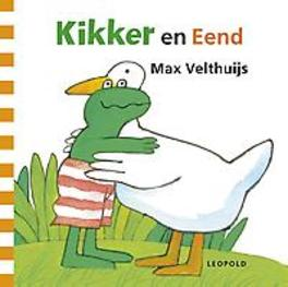 Kikker en Eend Max Velthuijs, Paperback