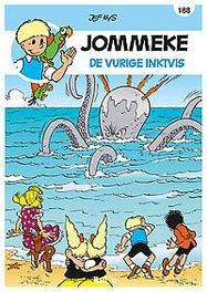 JOMMEKE 188. DE VURIGE INKTVIS JOMMEKE, NYS, JEF, Paperback