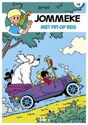 JOMMEKE 018. MET FIFI OP REIS