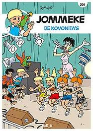 JOMMEKE 201. DE KOVONITA'S JOMMEKE, Nys, Jef, Paperback