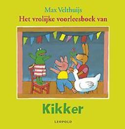 Het vrolijke voorleesboek van Kikker Velthuijs, Max, Hardcover