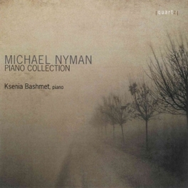 PIANO COLLECTION KSENIA BASHMENT MICHAEL NYMAN, CD