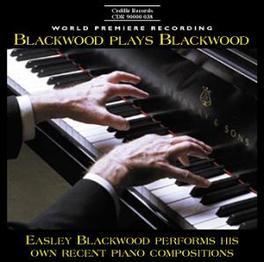 BLACKWOOD PLAYS BLACKWOOD BLACKWOOD, CD