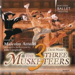THREE MUSKETEERS ARRANGED & ORCHESTRATED BY JOHN LONGSTAFF M. ARNOLD, CD