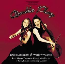DOUBLE PLAY R. BARTON, CD