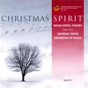 CHRISTMAS SPIRIT ROLAND ROBERTS, VIOLIN/THE CITY OF OXFORD ORCHESTRA