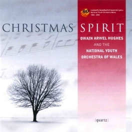 CHRISTMAS SPIRIT ROLAND ROBERTS, VIOLIN/THE CITY OF OXFORD ORCHESTRA NATIONAL YOUTH ORCHESTRA, CD