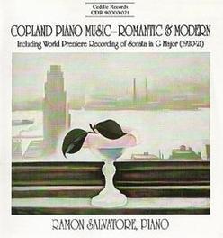 SONATA IN G MAJOR W/RAMON SALVATORE A. COPLAND, CD