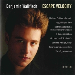 ESCAPE VELOCITY BENJAMIN WALLFISCH V/A, CD