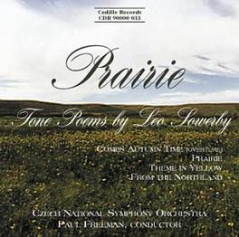 TONE POEMS CZECH NAT.S.O. L. SOWERBY, CD