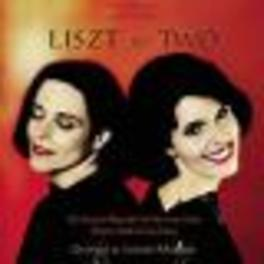 HUNGARIAN RHAPSODIES FOR W/GEORGIA & LOUISE MANGOS F. LISZT, CD