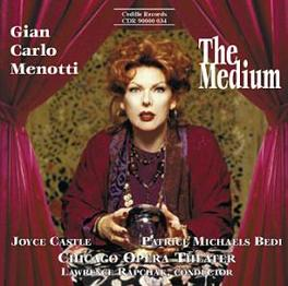 MEDIUM CHICAGO OPERA THEATRE G.C. MENOTTI, CD