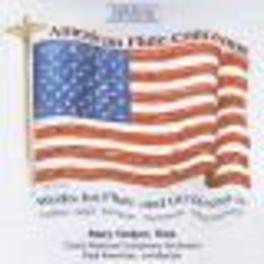 AMERICAN FLUTE CONCERTOS CZECH NAT.S.O./MARY STOLPER GRIFFES/GRIEG/KENNAN, CD