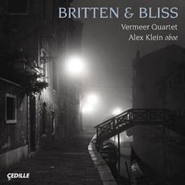 BRITTEN & BLISS KLEIN BRITTEN/BLISS, CD