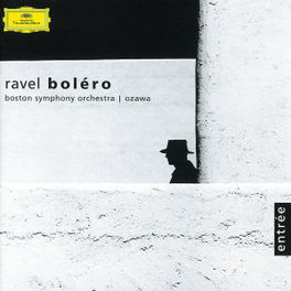 BOLERO BOSTON S.O./SEIJI OZAWA Audio CD, M. RAVEL, CD