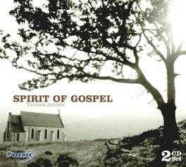 SPIRIT OF GOSPEL FT:SWAN SILVERTONES/CARAVANS/HARMONIZING FOUR/& MORE V/A, CD