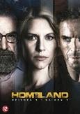 Homeland - Seizoen 3, (DVD)