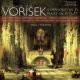 SYMPHONY IN D MAJOR CZECH NAT.S.O. J. VORISEK, CD