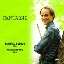 FANTAISIE MATHIEU DUFOUR, CD