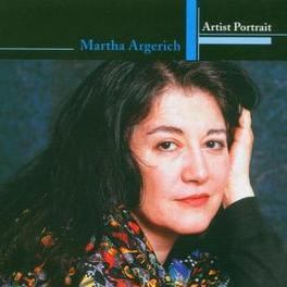 ARTIST PORTRAIT MARTHA ARGERICH, CD