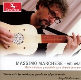 SI AMORES ME HAN DE MATAR ITALIAN & SPANISH MUSIC MASSIMO MARCHESE, CD