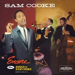 ENCORE/SONGS BY SAM COOKE PLUS 5 BONUS TRACKS - 2 ON 1CD SAM COOKE, CD
