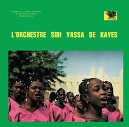 L'ORCHESTRE SIDI YASSA.. .. DE KAYES L'ORCHESTRE SIDI YASSA DE, CD