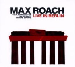 LIVE IN BERLIN Audio CD, MAX ROACH, CD