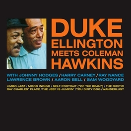 MEETS COLEMAN HAWKINS PLUS 5 BONUS TRACKS DUKE ELLINGTON, CD