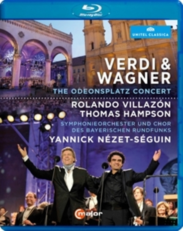 Villazon,Hampson, Rolanda Villazon Thomas Hampson Sin