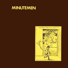 WHAT MAKES A MAN START.. .. FIRES? MINUTEMEN, Vinyl LP