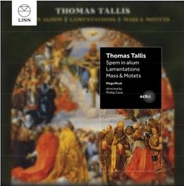 SPEM IN ALIUM MAGNIFICAT T. TALLIS, CD