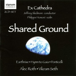 SHARED GROUND EX CATHEDRA/J.SKIDMORE A. ROTH, CD