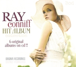 HIT ALBUM COLLECTION RAY CONNIFF, CD