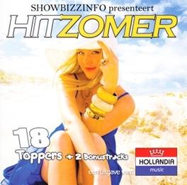 HITZOMER 18 NEDERLANDSTALIGE TOPPERS EN 2 BONUSTRACKS V/A, CD