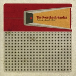 TALES OF A FRAGILE MIND RORSCHACH GARDEN, CD