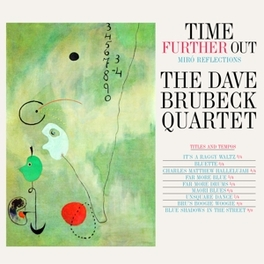 TIME FURTHER OUT 6 BONUS TRACKS DAVE BRUBECK, CD