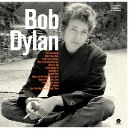 BOB DYLAN -HQ- PLUS 2 BONUS TRACKS - INCL. MP3 DOWNLOAD BOB DYLAN, Vinyl LP