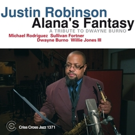 ALANA'S FANTASY ROBINSON, JUSTIN -QUARTET, CD