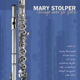 CHICAGO DUO FLUTES WORKS BY GRIEG/STEIN/FERRIS MARY STOPLER, CD