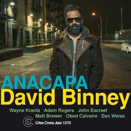 ANACAPA DAVID BINNY, CD