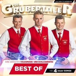 BEST OF-IHRE GROESSTEN.. .. VOLKSMUSIK GRUBERTALER, CD