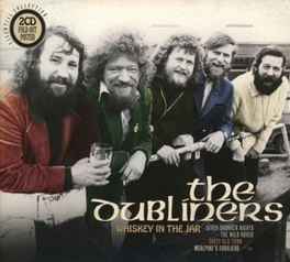 WHISKEY IN THE JAR DUBLINERS, CD