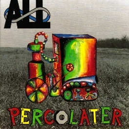 PERCOLATER ALL, Vinyl LP