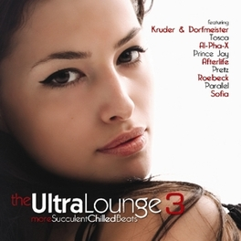 ULTRA LOUNGE 3 MORE SUCCULENT CHILLED BEATS V/A, CD