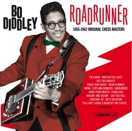 ROAD RUNNER 1955-1962 ORIGINAL CHESS MASTERS BO DIDDLEY, CD