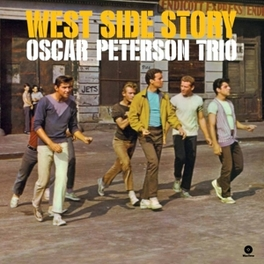 WEST SIDE STORY -HQ- INCL. MP3 DOWNLOAD PETERSON, OSCAR -TRIO-, Vinyl LP