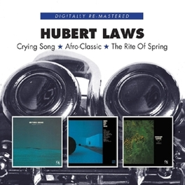 CRYING SONG/AFRO.. .. CLASSIC/RITE OF SPRING, 1969, 1970 AND 1971 ALBUMS HUBERT LAWS, CD