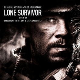 LONE SURVIVOR BY EXPLOSIONS IN THE SKY & STEVE JABLONSKY OST, CD
